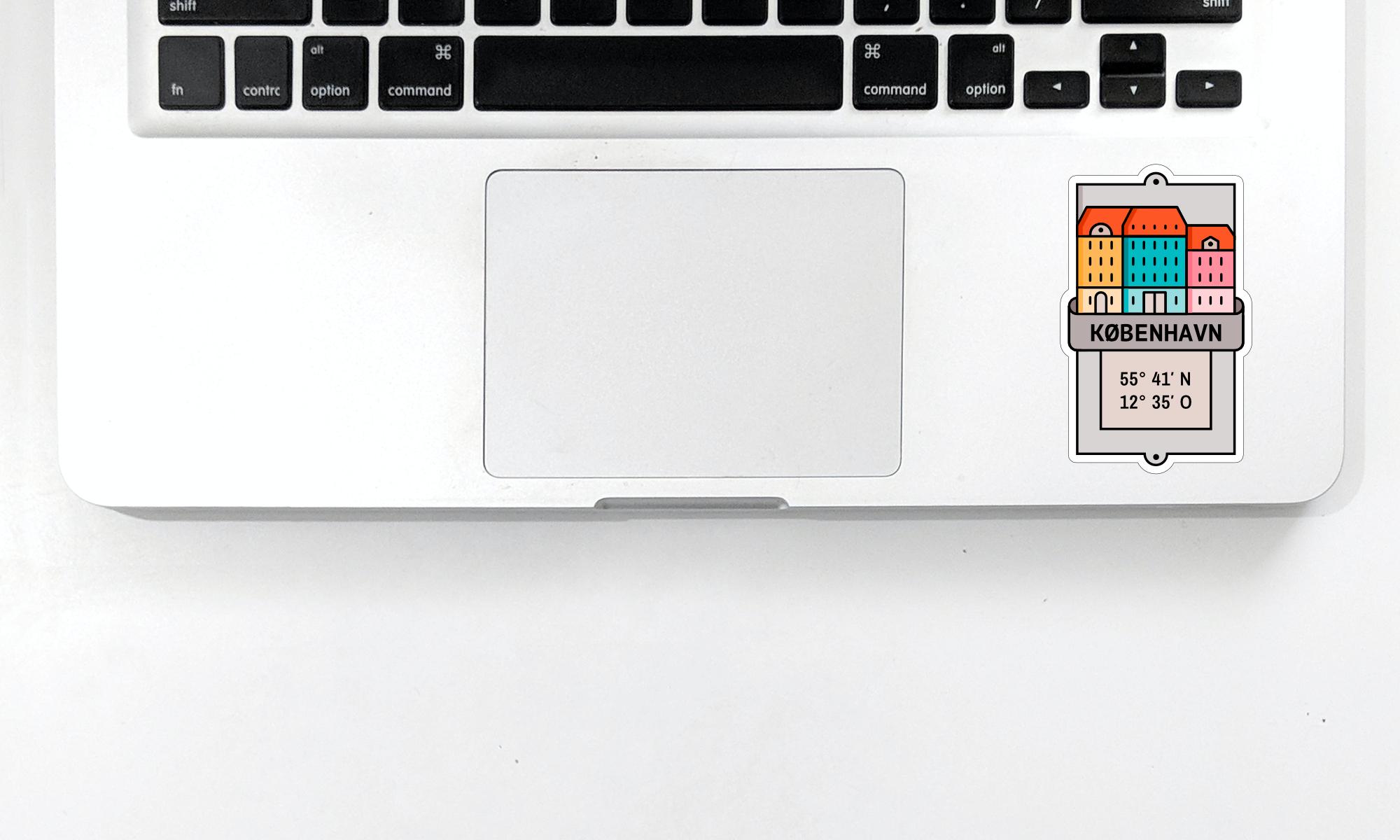 Kopenhagen Laptop