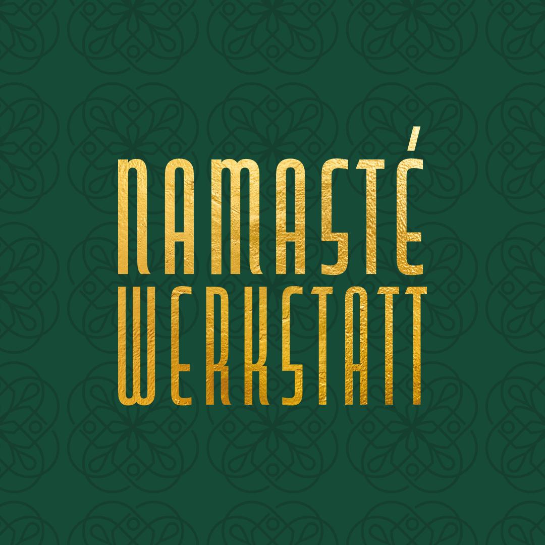 Namaste Werkstatt Logo